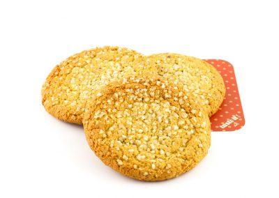 Куки с лешник и портокал