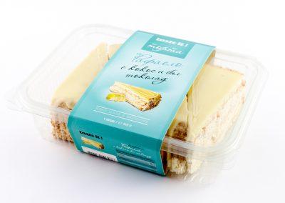 WHITE CHOCOLATE RAFFAELLO CAKE