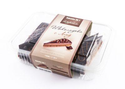 Торта шоколадова с Линд