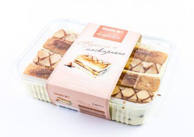 NUTELLA MASCARPONE CAKE