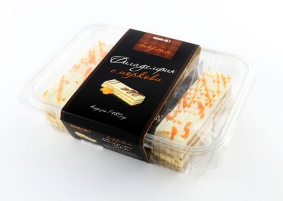 PHILADELPHIA CREAM CHEESE CARROT CAKE