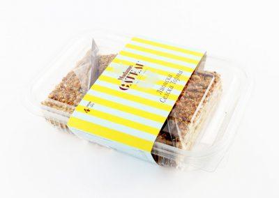 Лионска селска торта